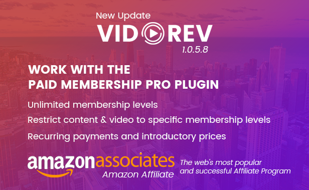 VidoRev - Video WordPress Theme - 9