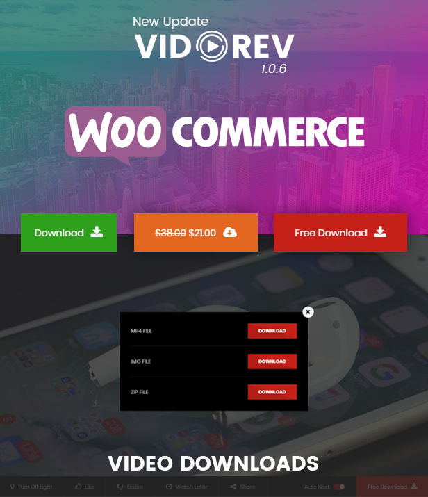 VidoRev - Video WordPress Theme - 7