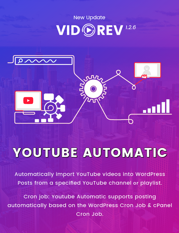 VidoRev - Video WordPress Theme - 5